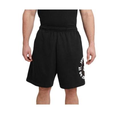 ナイキ(NIKE) メンズ レディース ショートパンツ NSW JDI フリース ショーツ ブラック DA0183 010 短パン ボトムス ハーフパンツ ジャージ カジュアル