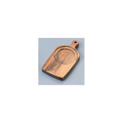 PHT3601 南部鉄器 ハットパン用木台 スクエア L :_