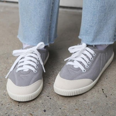 BULLANG GIRL レディース スニーカー Stitch sneakers with you