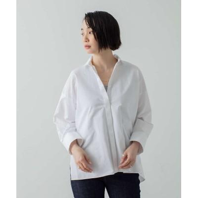 【collex】 オックスシャツ レディース ホワイト F collex