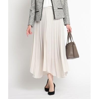 SHOO・LA・RUE(シューラルー) 【フリーサイズ】ドラマティック変形プリーツスカート