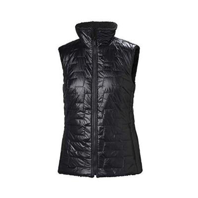 Helly-Hansen Women's Lifaloft Propile Vest, Black/Charcoal, Small並行輸入品 送料無料