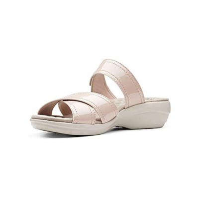 Clarks Alexis Art Blush Synthetic Patent 10
