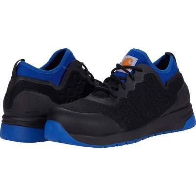 カーハート Carhartt メンズ スニーカー シューズ・靴 Day One Safety - Comp Toe Black/Blue