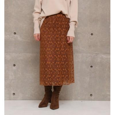 【リエス/Liesse】 レーススカート