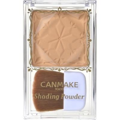 キャンメイク(CANMAKE) シェーディングパウダー 03 ハニーラスクブラウン (1個)