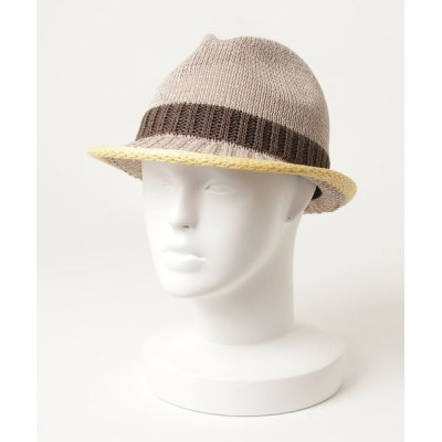 general design store / ロウマスタープロダクト コンビ ストロー サーモハット MEN 帽子 > ハット