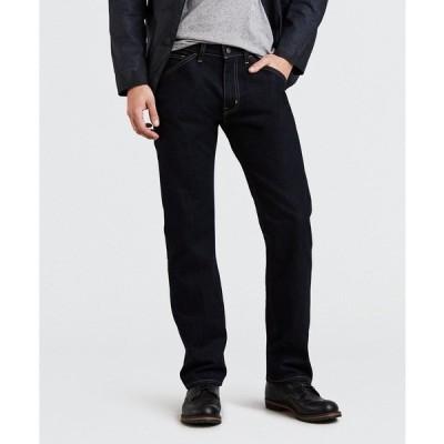 リーバイス カジュアルパンツ ボトムス メンズ Levi's Men's 505 Workwear Utility Regular Fit Jeans Indigo Rinse
