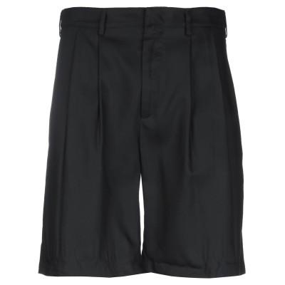 ブシェミ BUSCEMI バミューダパンツ ブラック 46 ポリウレタン® 60% / ナイロン 40% バミューダパンツ