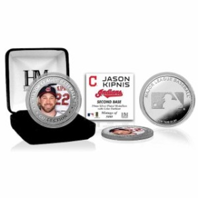 Highland Mint ハイランド ミント スポーツ用品  Highland Mint Jason Kipnis Cleveland Indians Player Collector Coin