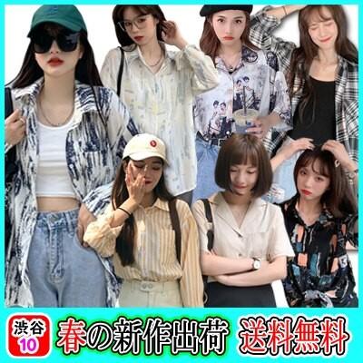 2021年の新作発売*韓国ファッションコレクション 韓国ファッションシャツ/ワンピース/ペアルック/パーカー/コート/ドレス/ニット/ディズニー/ルームウェア/ブーティ