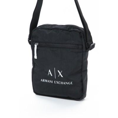 アルマーニ エクスチェンジ ARMANI EXCHANGE ショルダーバッグ ミニショルダーバッグ 952102 CC511 ブラック