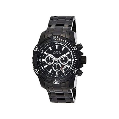 Invicta Men's 'Pro Diver' Quartz Stainless Steel Casual Watch%カンマ% Color:Bl
