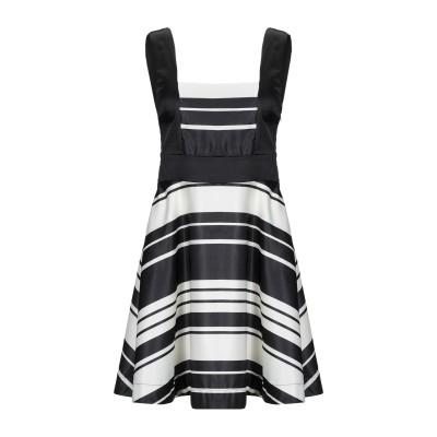 インペリアル IMPERIAL ミニワンピース&ドレス ブラック XS ポリエステル 100% ミニワンピース&ドレス