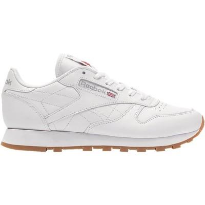 リーボック Reebok レディース シューズ・靴 Classic Leather Shoes White