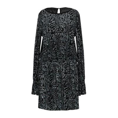 アニヤバイ ANIYE BY ミニワンピース&ドレス ブラック XS アセテート 94% / ポリウレタン 6% ミニワンピース&ドレス