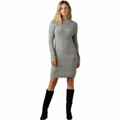 プラーナ Prana レディース ワンピース ワンピース・ドレス Nemma Dress Grey