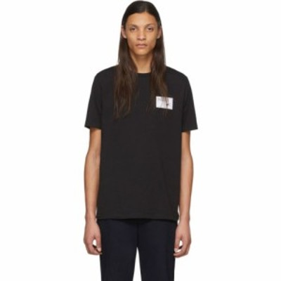 アーペーセー A.P.C. メンズ Tシャツ トップス black pepper t-shirt Black