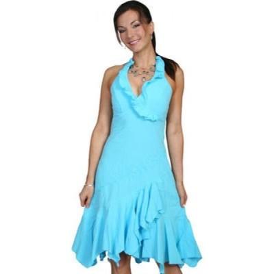 スカーリー Scully レディース ワンピース ワンピース・ドレス PSL-54 Turquoise
