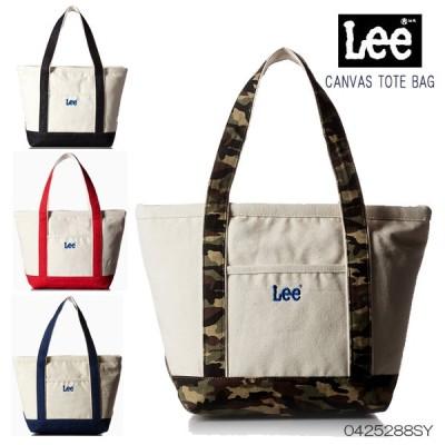 【送料無料】 Lee -リー- トートバッグ メンズ レディース キャンバス ファスナー式トートバッグ 0425288SY
