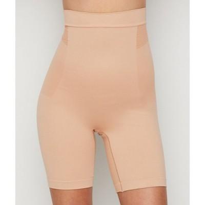 バリ Bali レディース インナー・下着 firm control high-waist thigh slimmer Nude