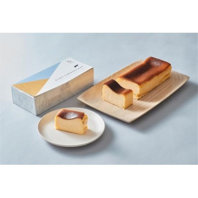【アウトレット】シルキーチーズケーキ 16.5cm×7cm×H4cm