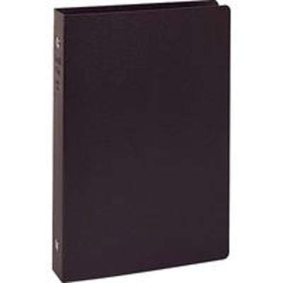 レイメイ藤井レイメイ藤井 A5 リング25mm リフィルファイル ブラック WAF701B 1セット(2冊)(直送品)