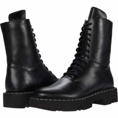 アクアタリア Aquatalia レディース ブーツ シューズ・靴 Hana Black Calf
