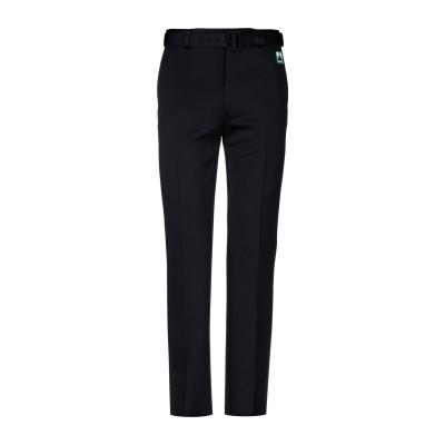 プラダ PRADA パンツ ブラック 44 ポリエステル 98% / ポリウレタン 2% パンツ