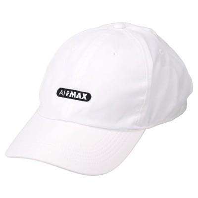 ナイキ エアマックス キャップ メンズ レディース 帽子 スナップバック 白 ホワイト NIKE H86 AIR MAX CAP 891285 100(nike1301) 【並行輸入品】