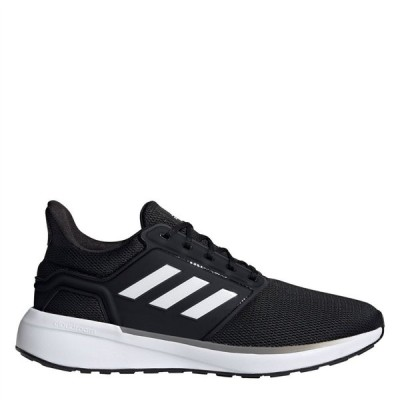 アディダス adidas メンズ ランニング・ウォーキング シューズ・靴 Eq19 Runners Black/White