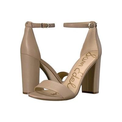 サム エデルマン Yaro Ankle Strap Sandal Heel レディース ヒール パンプス Classic Nude Leather