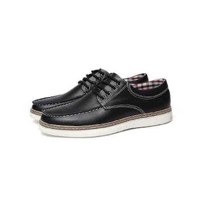 カジュアル ビジネスシューズ 革靴 メンズ ウォーキング 大きいサイズ 裏起毛  オシャレ 疲れない 春 ラウンドトゥ 歩きやすい 黒 ブルー ブラウン