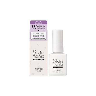 ロゼット Skin mania  セラミド 美白美容液 / 40ml / しっとり / みずみずしいハーバルフレッシュの香り