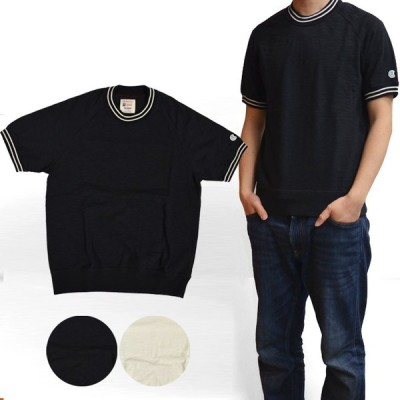 TODD SNYDER × CHAMPION(トッドスナイダー × チャンピオン)SHORT SLEEVE RAGLAN CREW 半袖 Tシャツ 単品購入の場合はネコポス便発送