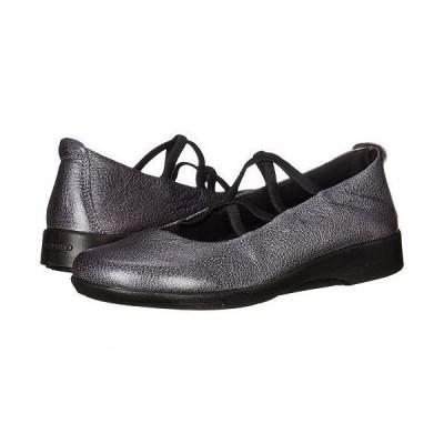 Arcopedico アルコペディコ レディース 女性用 シューズ 靴 フラット Vegas - Pewter
