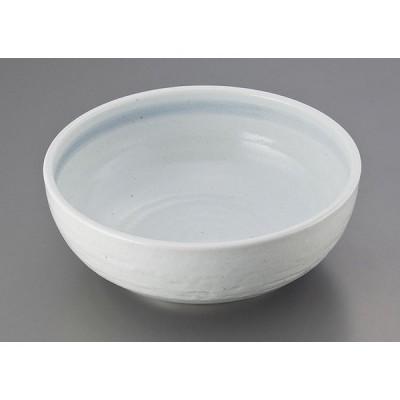 盛鉢(24〜20cm) 薄雪石目6.5ボール [D20.4 x 7.5cm]  料亭 旅館 和食器 飲食店 業務用