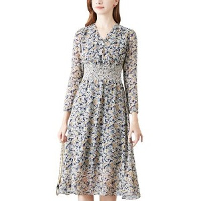 ワンバイ レディース ワンピース トップス Onebuye Dress multi-color