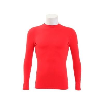 アンダーアーマー(UNDER ARMOUR) 【オンライン価格】コールドギアアーマークルーネックシャツ 1327600 RED/STL AT (メンズ)