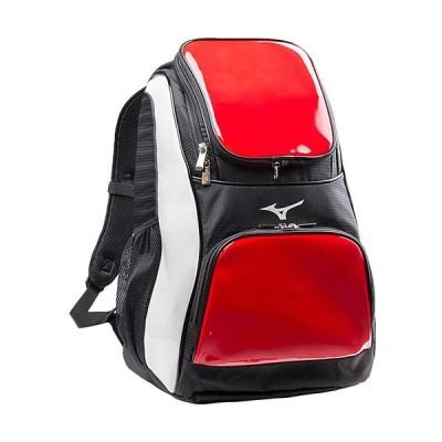 ミズノ(MIZUNO) バックパック レッド 1FJD702062 バッグ 鞄 カバン リュックサック