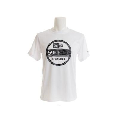 ニューエラ(NEW ERA) Tシャツ 半袖 ロゴプリント 12026624 オンライン価格 (メンズ)