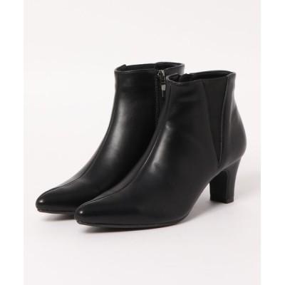 ViS / アンクル丈ショートブーツ WOMEN シューズ > ブーツ