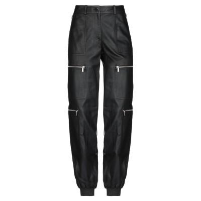 マイケル・コースコレクション MICHAEL KORS COLLECTION パンツ ブラック 2 羊革(ラムスキン) 100% パンツ