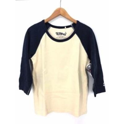 フルギ THE BLUE PORT クルーネックTシャツ サイズJPN:M メンズ 【中古】【ブランド古着バズストア】