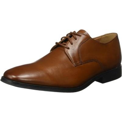 [クラークス] ビジネスシューズ ギルマンレース 革靴 メンズ ダークタンレザー 24.5 cm