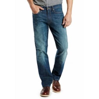 リーバイス メンズ デニムパンツ ボトムス 514 Straight Fit Jeans Midnight
