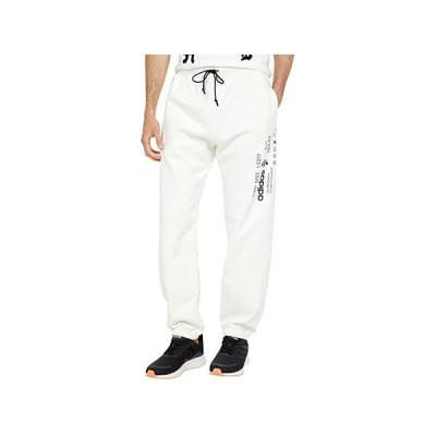 アディダス オリジナルス Adidas X Alexander Wang Graphic Joggers メンズ パンツ ズボン Core White