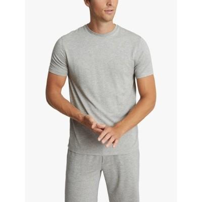 レイス Tシャツ メンズ トップス Reiss Brady Crew Neck T-Shirt, Soft Grey