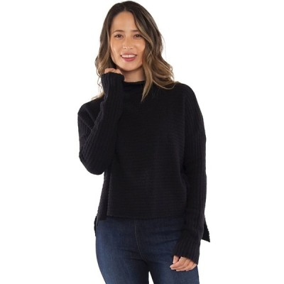 カーブデザイン ニット&セーター レディース アウター Livia Sweater - Women's Black