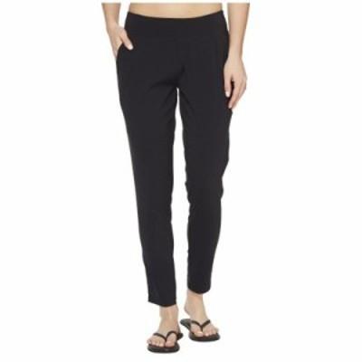 マウンテンハードウェア クロップド Dynama Ankle Pants Black 2
